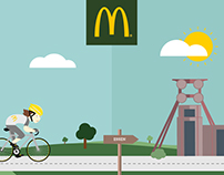 McDonalds (NL) Instagram Animation