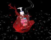 Clean Hands liquid soap