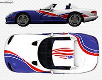 Dodge Viper RT10 Team Oreca Edition