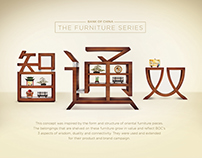 Bank of China - The Furniture Series