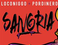 Loconiggo/Pordinero - Sangria Cover
