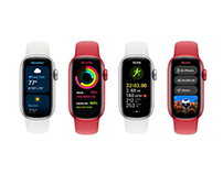 Apple Watch Fit Concept