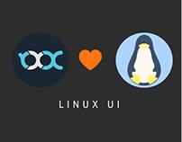 Linux UI