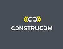 Construcom Branding