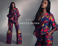CHRISTIE BROWN AW 16