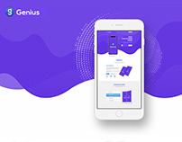 Genius apps Template