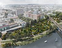 Park design competition