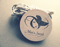 Brand Identity - Miss's Secret