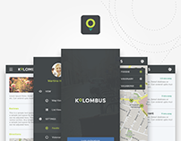 Kolombus_Local Discovery App