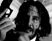 John Wick 2: Theatrical Site & Social Creative