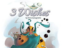 3 Wishes - tabletop game
