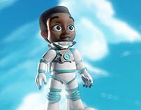 3D Character model - CGI