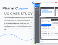 Pharm C. - UX/UI Case Study