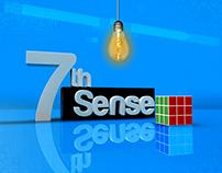 7th Sense Title