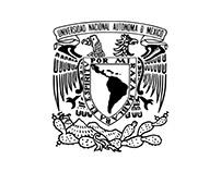 Diseño de credencial para la Biblioteca Central UNAM