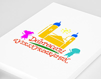 Logo design to children's programs organizer company