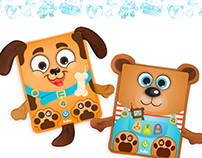 Buba Toys | Meu Tablet Animal