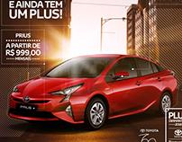Campanha Toyota Plus Diamantina