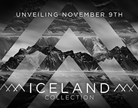ICELAND COLLECTION : Campaign design