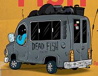 Van - Dead Fish - Desde 1991