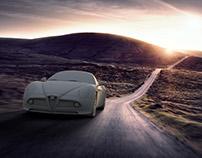 CGI for Alfa Romeo