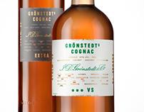 Grönstedts Cognac CGI