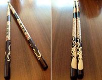 VIC FIRTH Custom Drumsticks