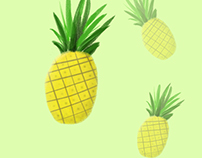 Pineapple summer!