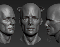 ZBrush quick sketches