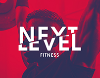 Next Level Fitness Branding