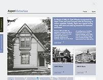 AspenVictorian website