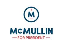 U.S. Presidential Candidate Evan McMullin - Branding