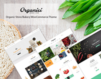 Organici - One of best Selling Organic store WooCommerc