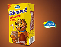 Imlek TV Commercial Zdravo Chocolate Milk