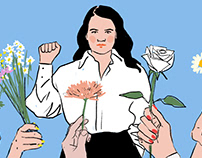 Belarus: a driving force behind the protests—women