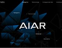 AIAR WEB Design UX UI