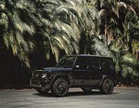 Mercedes-Benz G-Class (personal automotive cgi)