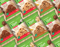 Cookies Linha Viver Carrefour (Pande design)