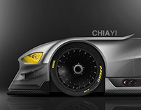 Nissan Fairlady Z Homage Concept - LeMans GT3 Version