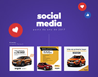 Social Media - Post de 2017