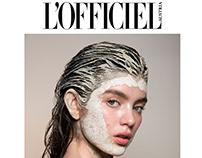 L´OFFICIEL AUSTRIA Smoot & Clay - Beauty Editorial
