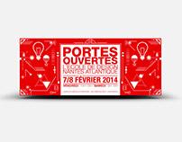 PORTES OUVERTES - L'École de Design Nantes Atlantique
