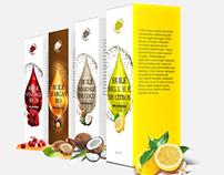 packaging argan