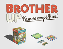 Brother UP: Vamos Empilhar! Board/Mobile Game