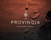 Provincja Wine Bar & Rooms