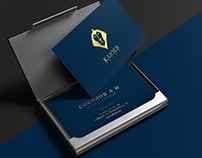 Kluyev Group Branding