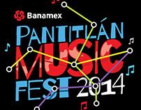 Banamex's Pantitlán Music Fest