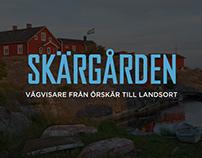"""BALKONG FÖRLAG """"Skärgården"""""""