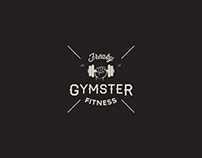 Animated Gymster Fitness Logo