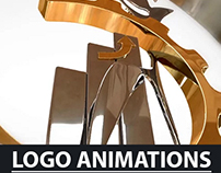 3D Logo Animations